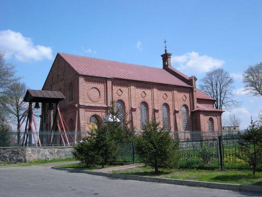 Dobrzejewice church