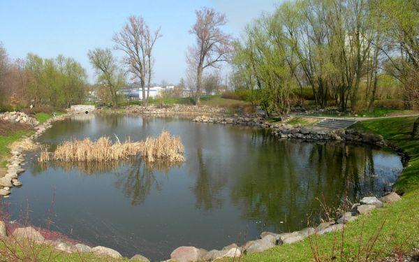 Dolina 5 Stawów Bydgoszcz panorama 2