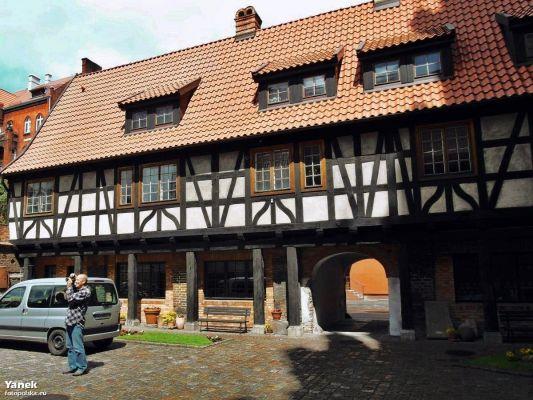 Gdańsk, Dom galeriowy - fotopolska.eu (314729)