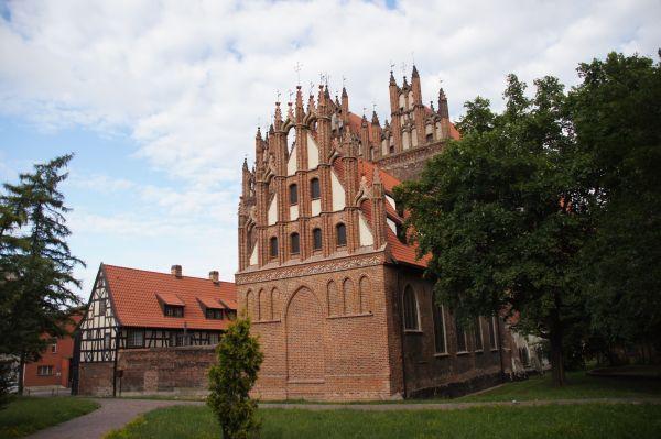 8769 Gdańsk - zabytkowa zabudowa. Foto Barbara Maliszewska