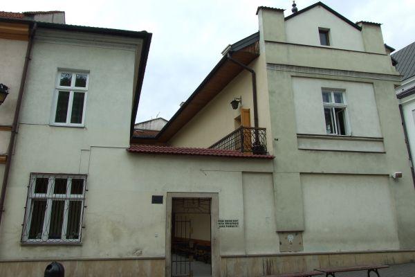Dom Rodzinny Ojca Świętego Jana Pawła II w Wadowicach3