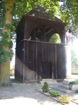 Parkowo church 5