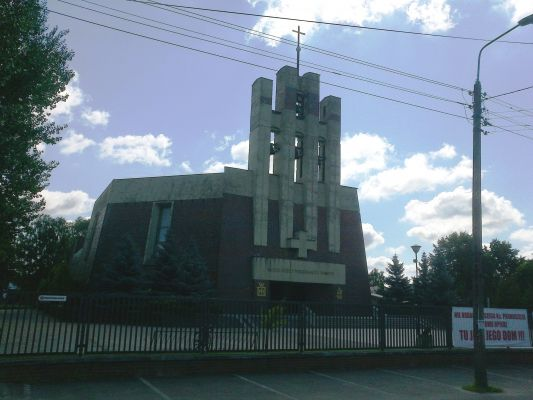 Duczki, kościół pw. MB Nieustającej Pomocy
