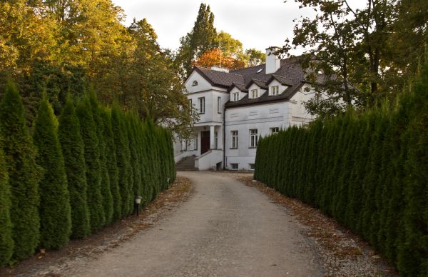 Karniewo, manor house