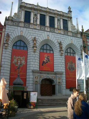 Artus Court, Gdańsk, Poland - 200406