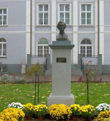 Frédéric Chopin memorial in Szafarnia