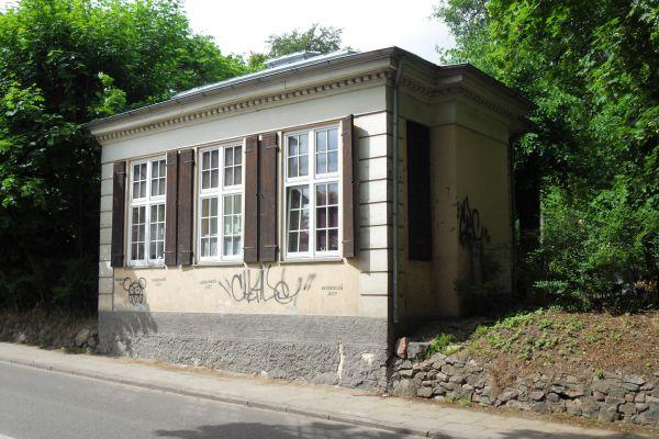 Gdańsk Oliwa - Dwór I (domek)