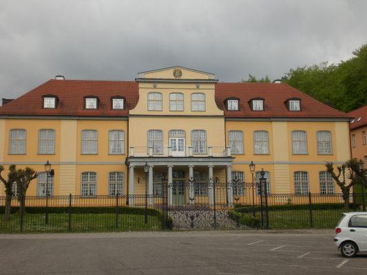 Gdansk - Dwor II (klasztor)