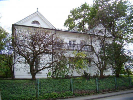 Sosnowiec, pałac, 1790 03