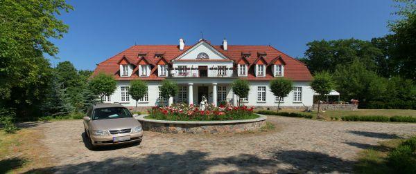 Bychowo - Manor house 02
