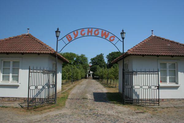 Bychowo - Manor house 01