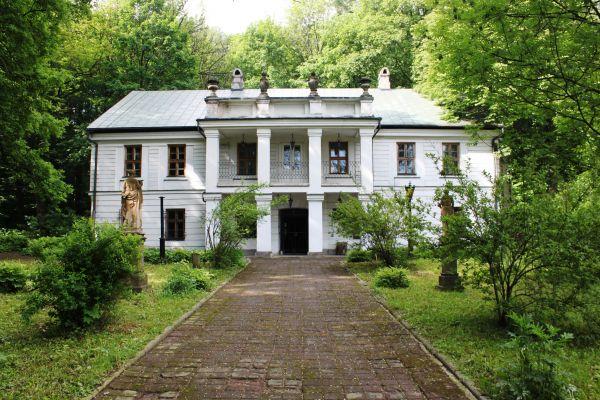 Gorzeń Górny, dwór, ob. Muzeum Emila Zegadłowicza 7