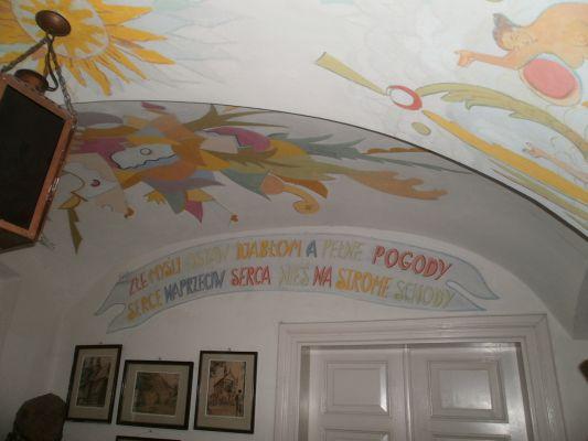 Dwór Emila Zegadłowicza w Gorzeniu Górnym 16