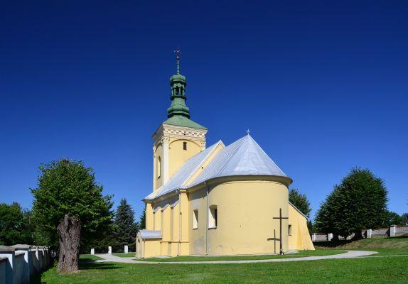 Kościół p.w. Św. Jana Chrzciciela w Dysie