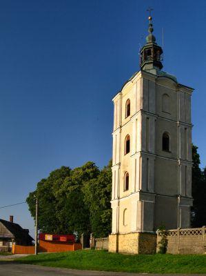 Kalwaria Pacławska zespół klasztorny franciszkanów z kaplicami kalwaryjskimi dzwonnica JoannaPyka