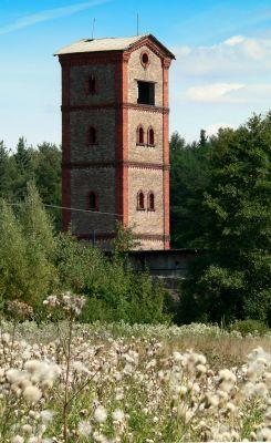 Furmanow - wieża gichtociągowa
