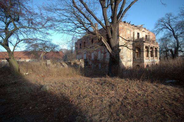 Pałac w Glinicy 04