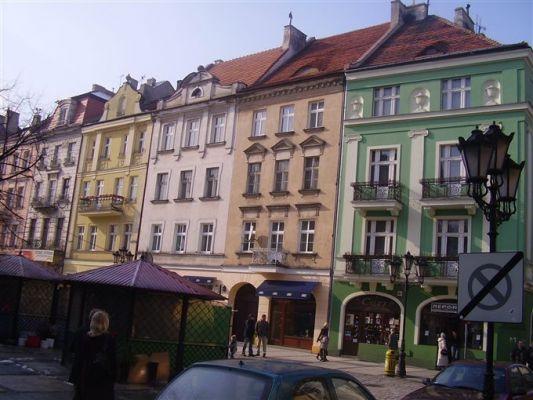 Główny Rynek w Kaliszu