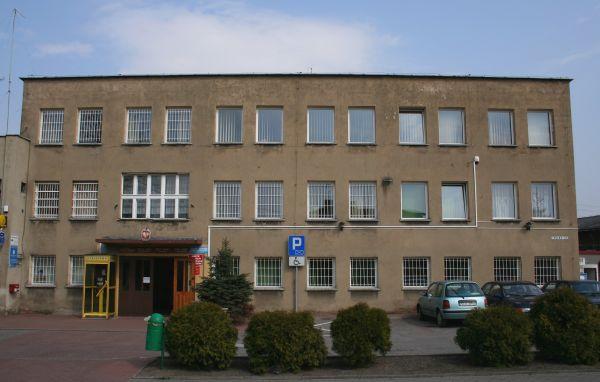 Boronów budynek Urzędu Gminy5