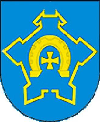 POL gmina Iwaniska COA