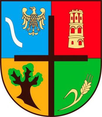POL gmina Krzyżanowice COA