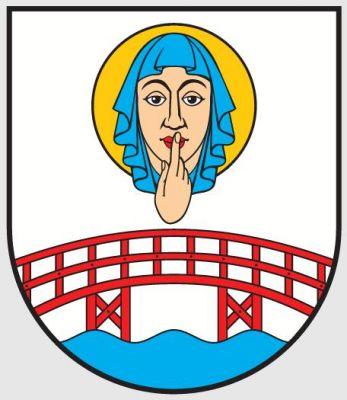 POL gmina Pomiechowek COA
