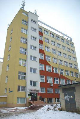 23 Kościuszki Street in Sanok office building Gmina Sanok