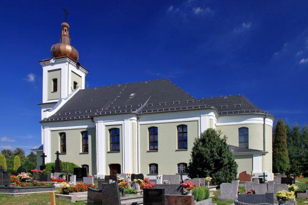 Kościół ewangelicko-augsburski w Golasowicach 4
