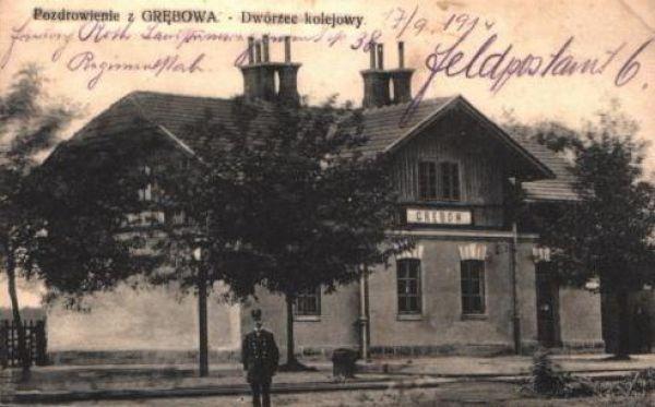 Stacja grebow