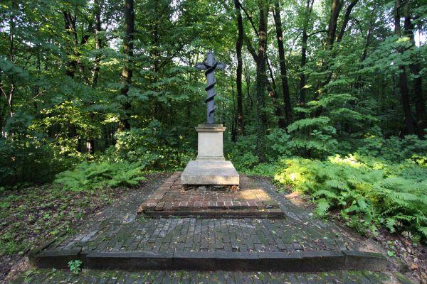 Grobowiec księcia Ludwika Anhalta (1783-1841) w Pszczynie