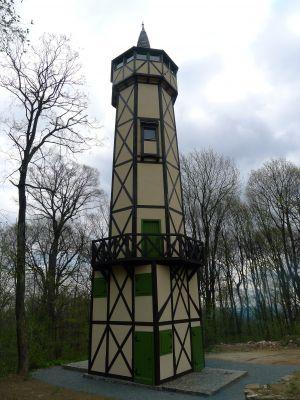 Gromnik wieża widokowa