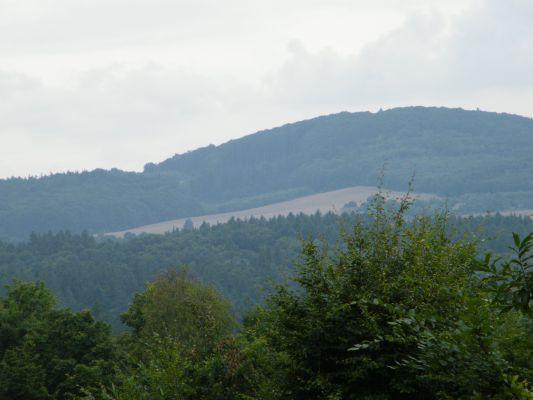 Krajobraz Wzgorza Strzelinskie