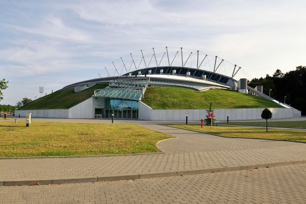 Gdynia Poland hala sportowo-widowiskowa 1