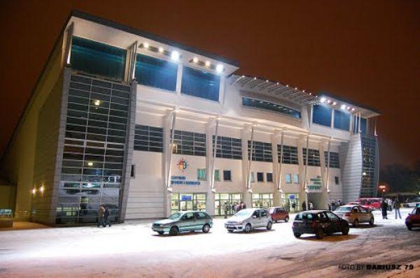 Hala Centrum w Dąbrowie Górniczej