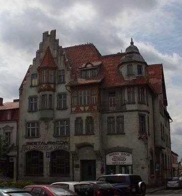 Międzychód hotel Pod Białym Orłem 19. 08. 2013 p