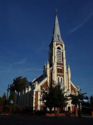 Jadów - kościół p.w. Znalezienia Krzyża