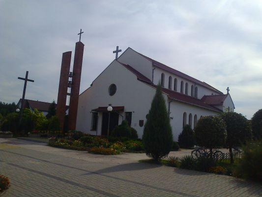 Saint Bartholomew church in Janówek Pierwszy