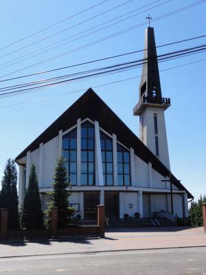 POL Janowice Kościół św. Józefa Robotnika