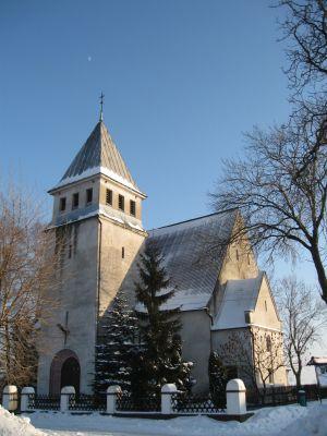 Jastrzębowo kościół
