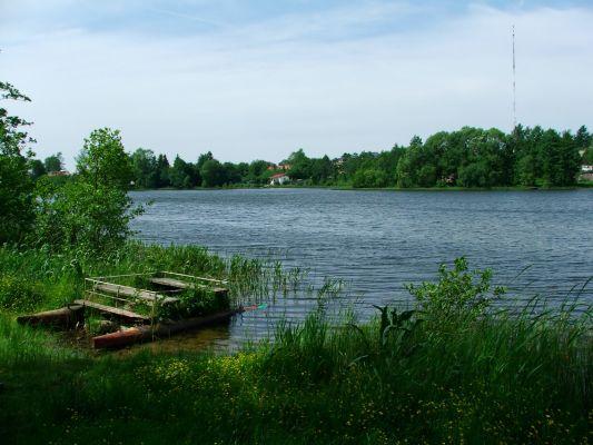 Jezioro osowskie(pojezierze kaszubskie)