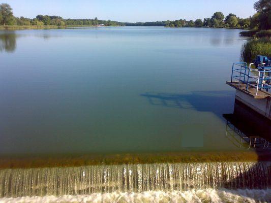 Rogozinskie Lake