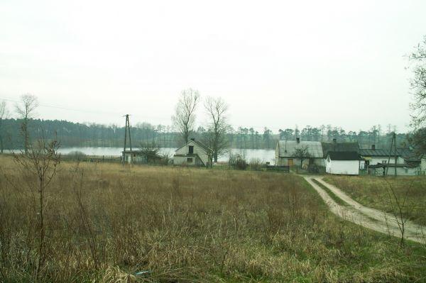 Jezioro Swiesz-widok od strony Bytonia