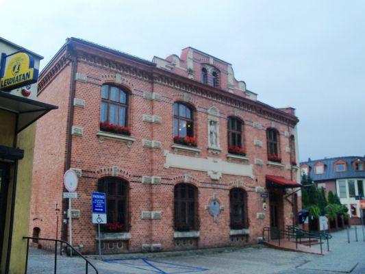 Katowice - ulica Jozefowska (dom)