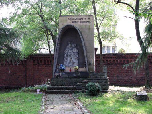 Calvary of Katowice Panewniki 12 Chapel of the Rosary