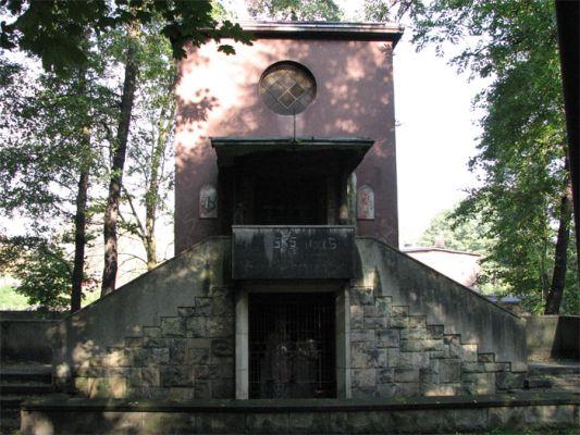 Calvary of Katowice Panewniki 2 Chapel of the Rosary