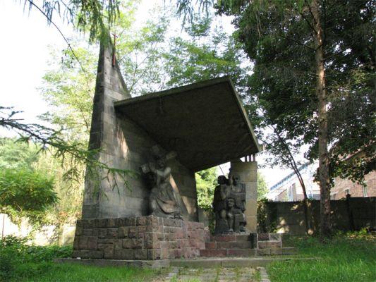 Calvary of Katowice Panewniki 4 Chapel of the Rosary