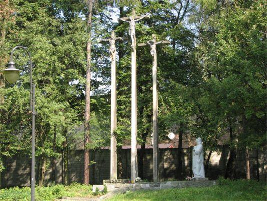Calvary of Katowice Panewniki 5 Chapel of the Rosary