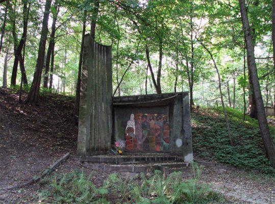 Calvary of Katowice Panewniki 7 Chapel of the Rosary