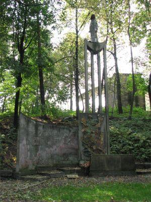 Calvary of Katowice Panewniki 9 Chapel of the Rosary