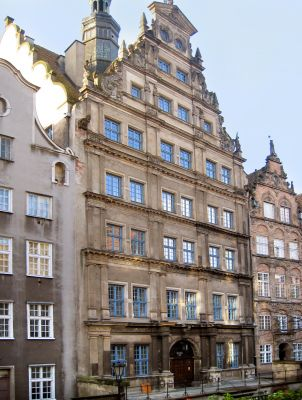 Gdansk Dom Angielski